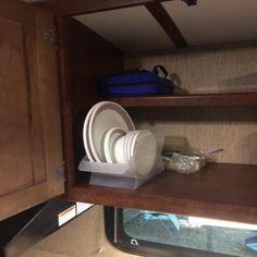 24 Useful Ways To Actually Organize Your RV/Camper - camping checklist,camping checkliste,camping checklist excel Camper Life, Rv Campers, Happy Campers, Rv Life, Camper Trailers, Pod Camper, Teardrop Campers, Camper Van, Rv Hacks