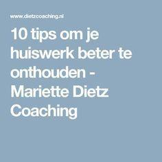 10 tips om je huiswerk beter te onthouden - Mariette Dietz Coaching