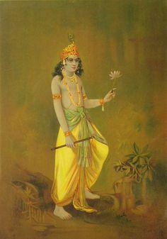 Krishna - Shri Kamalkar