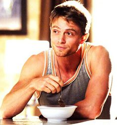 Wilson Bethel.... If I were a polygamist.... He for sure would be my second husband.