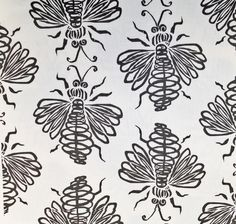 Victoria Larson Textiles - Buzzy/ choc