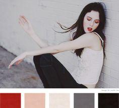 pretty color palette.
