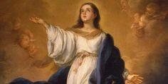 I. Sia benedetta, o Maria, l'ora nella quale foste invitata dal vostro Signore al cielo. Ave Maria II. Sia benedetta, o Maria, l'ora nella quale foste assu