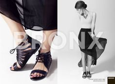 Bronx shoes Spring/Summer 2014