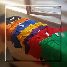 """Aus dem Hause styriarte auf Instagram: """"Heuer wird's bunt! Die neuen Team T-Shirts sind da! #styriarte2017 #tanzdeslebens #tshirts with a #smile"""" Team T-shirts, Bunt, Bomber Jacket, Jackets, Clothes, Instagram, Fashion, Summer Recipes, Down Jackets"""
