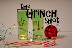Elf Shot Recipe - Twelve Shots of Christmas | Unicorn Hideout