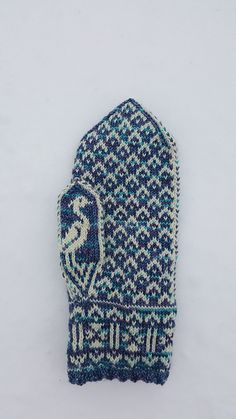 Ravelry: Springbank Mittens pattern by Heather Desserud