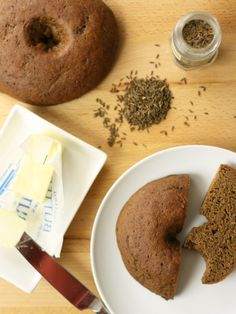 Pumpernickel Bagels - gluten free