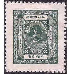 Stamps of Barwani
