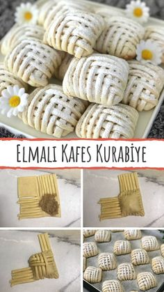 Turkish Recipes, Islamic Quotes, Cake Decorating, Pasta, Desserts, Food, Cookies, Bakken, Tailgate Desserts