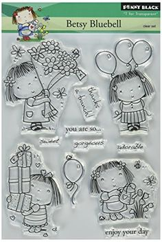 "Penny Black Clear Stamps 5 ""X7.5"" feuille-Betsy Bluebell ... https://www.amazon.fr/dp/B0036UQ5OG/ref=cm_sw_r_pi_dp_x_Jo.aybDGWAKYT"
