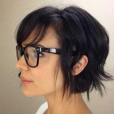 thick pixie hair natalie portman - Google Search