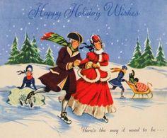 Vintage-Christmas-Card-Greeting
