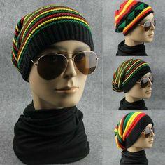 Horizon-t Musical Notes Kingdom Unisex 100/% Acrylic Knitting Hat Cap Fashion Beanie Hat