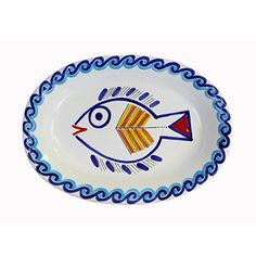 Antipastiera in Ceramica  Online Shopping: www.particolaridisicilia.com
