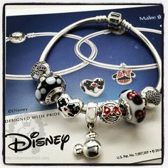 disney pandora bracelet photos - Google Search