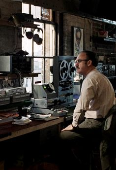 Gene Hackman in The Conversation, directed by Francis Ford Coppola