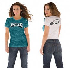 Philadelphia Eagles Women's Superfan Burnout Tee from Touch by Alyssa Milano $27.19 http://www.fansedge.com/Philadelphia-Eagles-Womens-Superfan-Burnout-Tee-from-Touch-by-Alyssa-Milano-_800191249_PD.html?social=pinterest_pfid42-11725