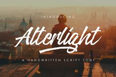 Alterlight - Free Font | Font Bundles