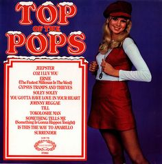 Top of the Pops 1970's...still have this and others!!