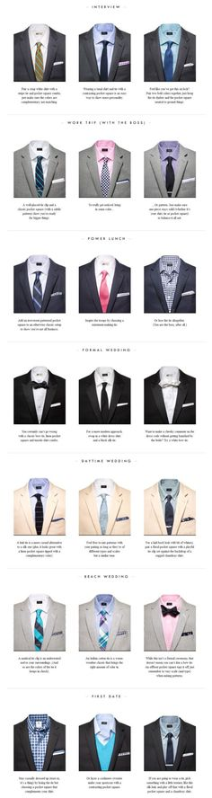A Fashion for almost every occasion  THANKS SO MUCH  @FashioninInfographics : Photo