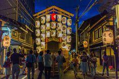 https://flic.kr/p/VsSFJJ | Gion Matsuri 2017: YoiYoiYoiYama in Kyoto City! | Tokusa Yama (木賊山) during yoiyoiyoiyama (宵々々山) Gion Matsuri (祇園祭り) in Kyoto City.