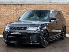 2019 Used Land Rover Range Rover Sport Svr Range Rover Sport Black, Land Rover Sport, Used Land Rover, My Dream Car, Dream Cars, Range Rover Svr, Ranger, Lifted Ford Trucks, Jeep Wrangler Unlimited