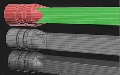 FAQ: How u model dem shapes? Hands-on mini-tuts for mechanical sub-d AKA ADD… Modeling Techniques, Modeling Tips, Design Tutorials, Art Tutorials, Sub D, Polygon Modeling, Hard Surface Modeling, Blender Tutorial, 3d Tutorial