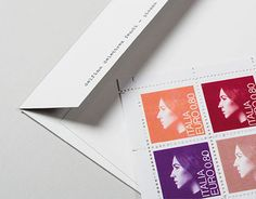 "Check out new work on my @Behance portfolio: ""Postage Stamps Delfina Delettrez Fendi"" http://on.be.net/1JqvPvl"