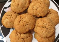 Candy Recipes, Dessert Recipes, Healthy Snaks, Greek Sweets, Sugar Free Desserts, Healthy Sweets, Greek Recipes, Baked Goods, Food To Make