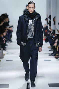 Sfilata Y-3 Milano Moda Uomo Autunno Inverno 2015-16 - Vogue
