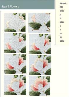 Письмо «Мы нашли новые Пины для вашей доски «цветок вышитый».» — Pinterest — Яндекс.Почта