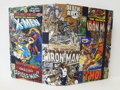 Custom Super Hero Cover 7 to 8 inch Tablet Case by RolyPolyWorkshop
