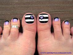 40 Mejores Imágenes De Uñas Con Corazones Pretty Nails Gorgeous
