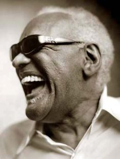 Ray Charles--a classic, a legend, an amazing man in the world of music, a…