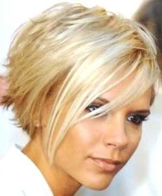 Choppy Side Bang Hairstyles Short Choppy Layered Hairstyles With