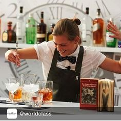 World Class Bartender of the Year 2015 - Full Show Tipsy Bartender, Full Show, World Class, Crossed Fingers, Great Recipes, Competition, Food And Drink, Cocktails, Challenges
