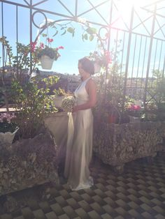 My Bride in a Rome