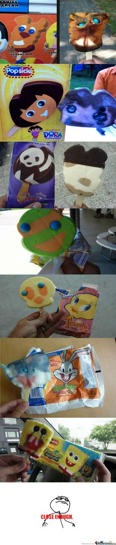 horror sweets