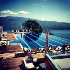 I found heaven at Lefay Resort - The Fashion Fruit  pinned from: http://www.thefashionfruit.com - @Verónica Ferraro Cammarote
