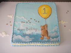 classic winnie the pooh cake - Google Search