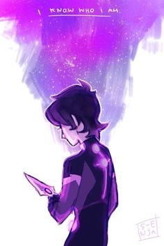 """I know who I am."" - Keith / Trials of Marmora, episode 8, Voltron: Legendary Defender, season 2."