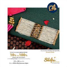 Gold Wedding Jewelry, Gold Jewelry Simple, Jewelry Design Earrings, Beaded Jewelry, Jewellery Showroom, Bollywood Jewelry, Recycled Jewelry, 4th Anniversary, Diamond Jewellery