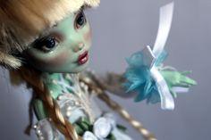https://flic.kr/p/VqEmy6 | Blanca - custom OOAK Monster High Doll repaint | www.etsy.com/uk/listing/520825516/blanca-custom-ooak-mons...