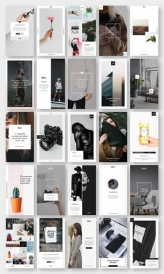 This is our daily android app design inspiration article for our loyal readers.Every day we are showcasing a android app design whether live on app stores or only designed as concept. Instagram Design, Instagram Story, App Design Inspiration, Design Ideas, Design Websites, Social Media Template, Social Media Design, Web Design, Logo Design