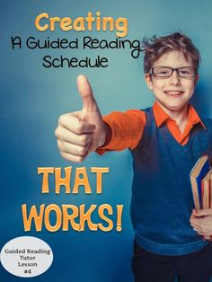 Does creating the guided reading schedule give you fits? If so get some great ideas to help out here, plus ideas for 90 minute block schedules.