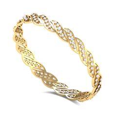 We've Brainstormed, You Benefit: The Best Jewelry Advice Is Here Diamond Bracelets, Diamond Jewelry, Bangle Bracelets, Gold Jewelry, Fine Jewelry, Gold Necklace, Ruby Bangles, Gold Bangles, Schmuck Design