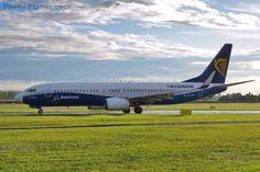 Boeing 737-8AS - EI-DCL - Ryanair