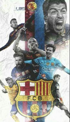 Barca is great! Barcelona Players, Barcelona Futbol Club, Barcelona Soccer, Football Art, Sport Football, Soccer Sports, Soccer Tips, Nike Soccer, Soccer Cleats