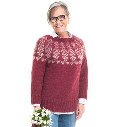 705 Marrakech genser - A Knit Story